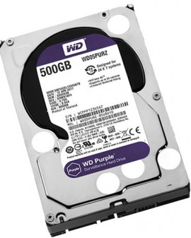 HDD 500GB Western Purple